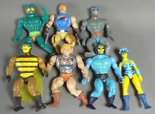 vtg MOTU He-Man original  Masters of the Universe Skeletor LOT of Figures