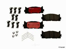 Disc Brake Pad Set fits 2006-2018 Toyota Avalon Camry  WD EXPRESS