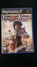 PRINCE OF PERSIA I DUE TRONI BUONE CONDIZIONI CON MANUALE IN ITALIANO PS2