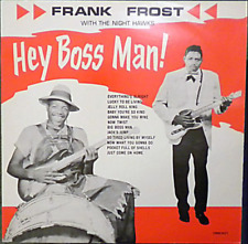 FRANK FROST WITH THE NIGHT HAWKS-HEY BOSS MAN!-JAPAN MINI LP CD BONUS TRACK C94