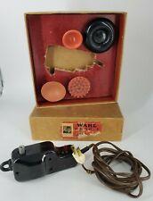 VINTAGE Wahl Electric Vibrator/Massager 1950's Model Hand-E TESTED