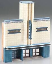 Bachmann Scene Scapes False Front Resin Building - Regal Cinema - HO Scale 35004