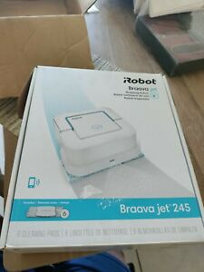 iRobot Braava Jet 245 Automatic Mopping Robot