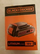 Black + Decker Akku 18 V