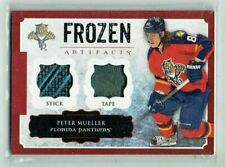 13-14 UD Upper Deck Frozen Artifacts  Peter Mueller  3/12  Stick-Tape  CZECH