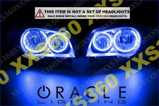 ORACLE Headlight HALO RING KIT for BMW 1 Series 06-11 BLUE LED Angel Eyes