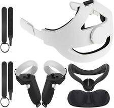 Virtual Reality Headset Headband Head Strap Accessories for Oculus Quest 2 lot