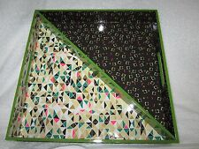 """New in Box - Decorative Serving Tray, 14"""" x 14"""""""