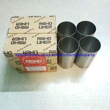 Cylinder Head Liner Sleeves Mitsubishi 4M40 4M40T Finished
