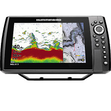 Humminbird Helix 9 CHIRP GPS G3N, w/Xdcr