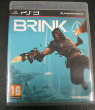 BRINK     PS3 SIGILLATO ITALIANO PAL