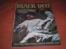 BLACK BELT MAGAZINE 1970 #6 JUDO KARATE RIVISTA USA