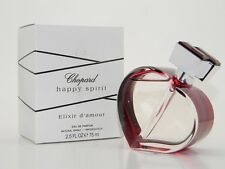 Chopard HAPPY SPIRIT ELIXIR D'AMOUR 2.5 fl oz / 75ml EDP New Unboxed With Cap