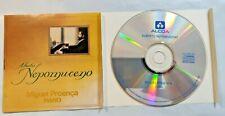 Alberto Nepomuceno - Miguel Procena Piano CD & Inserts Only ~ No Case