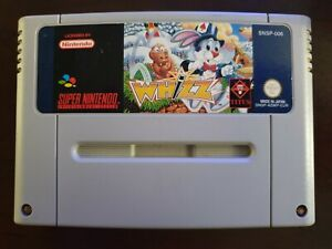 Super Nintendo SNES - Whizz Tested & Working