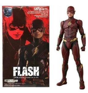 DC Justice League The Flash Action Figure Bandai SH Figuarts  21