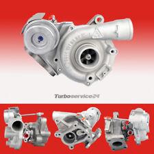 TURBOLADER Citroen Xantia / Peugeot 406 2.0 HDI, 80 KW / 109 PS RHZ 53039700018
