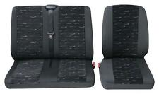 Mercedes Sprinter Van Seat Covers - Blue