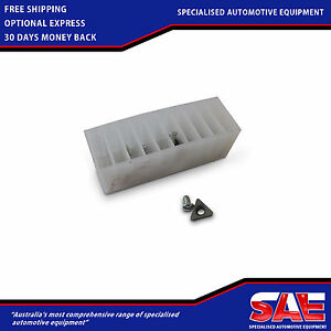 Brake Lathe Cutting Tips - Ammco radius 1/64 OE6918 - 3 Edges 10 Pack - RT3AS
