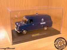 FORD TRANSIT 1:43 METROPOLITAN POLICE UK 1973 MINT!!!