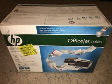 Brand New HP OfficeJet J4580 Color All-in-One Printer Retail Box CB783A