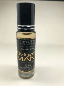 Bvlgari Man (Smell Like) 12 mL Pure Fragrance For Men by Heaven Scent
