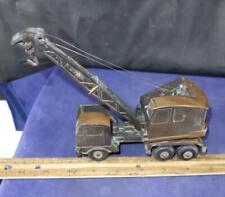 VTG Lorain Crane Diecast Advertising Eastern Equipment Salesman Sample Dealer Pc