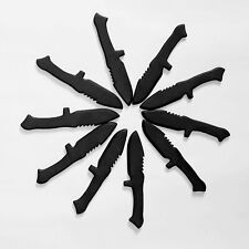 10 Bowie Daggers Trainer Training Knife Dull Tool Hand Made Wholesale