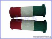 Vespa ITALIAN FLAG Grips 22 MM VBB SPRINT SUPER RALLY