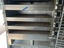 New Listingused Miwe Commercial 4 Deck Oven