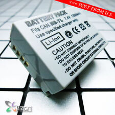 NB-7L NB7L Battery for Canon PowerShot G10 G11 G12 SX30 IS SX30IS Digital Camera