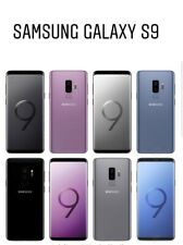Samsung Galaxy S9 G960U Straight Talk Unlocked Total Cricket T-Mobile Verizon