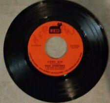 "PAUL HUMPHREY & HIS COOL AID CHEMISTS - Cool Aid / Detroit 45 RPM 7"""