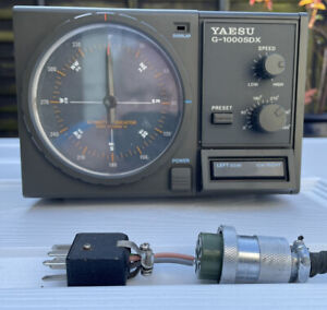 Yaesu G1000SDX Rotator