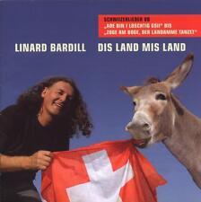 Bardill, Linard: Dis Land mis Land - SS250909 - CD