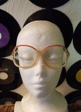 Vintage Eye Glasses - Mens Womens Original Prescription Large Hipster #26