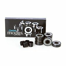 Modus Bearings Titanium New 8 Pack for Skateboards Longboards