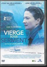 DVD ZONE 2--VIERGE SOUS SERMENT--ALBA ROHRWACHER/BISPURI