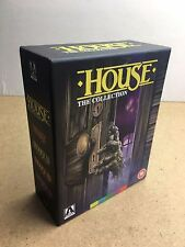 House - The Collection (Arrow Video Blu Ray DVD Boxset) OOS