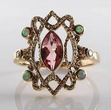 Opal Ring Art Deco Fine Jewellery