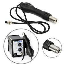 [NEW] Portable Handheld Gun Desoldering Tool for 858 858D 868 898 Hot Air Statio