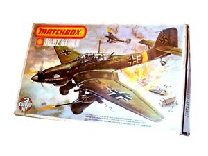 "1:72 - Ju.87.'Stuka' - Fighter plane ""RARE VINTAGE MODEL"""