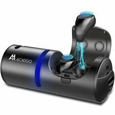 ACADGQ TWS Bluetooth Speaker 3 In 1 Bluetooth Headphones Touch Control