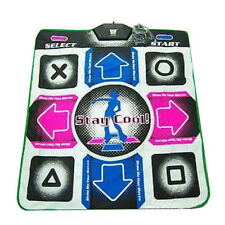 Non-Slip Revolution Dancing Pad Mat For  Computer TV Console Video Game Dance