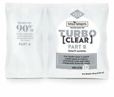 Still Spirits Turbo Clear (Pack of 5) 2-Step Fining Agent for Home Beer Brewing!