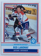 2009-10 ROD LANGWAY O-PEE-CHEE LEGEND RETRO PARALLEL INSERT #562 CAPITALS