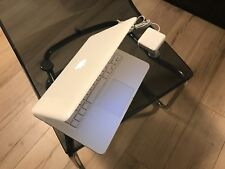 "Apple MacBook White 13"" A1342 250GB HDD, 4GB of Ram. New OS X  High Sierra 2017"