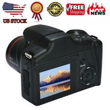 Video Camcorder HD 1080P Handheld Digital Camera 16X Digital Zoom Built-in Mic