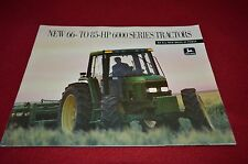 John Deere 6200 6300 6400 Tractor Dealer Brochure GDSD6