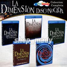 The Twilight Zone - La Dimension Desconocida Temp 1-5